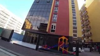 Отель Андерсан, Витязево, Анапа, ул Красивая 14 UNDERSUN Park-Hotel