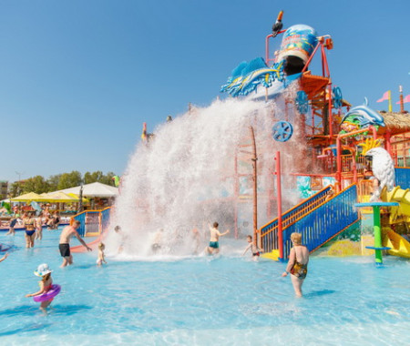 С 18 июля на Кубани разрешается работа аквапарков и бассейнов