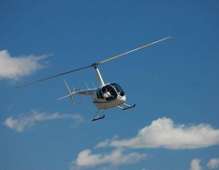 В Сочи появится вертолетное такси