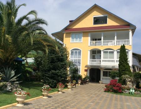 Отель Орион