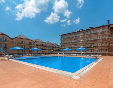 Отель Grand Прибой