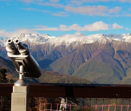 «Отдых с видом на горы» - новые предложения в бархатный сезон