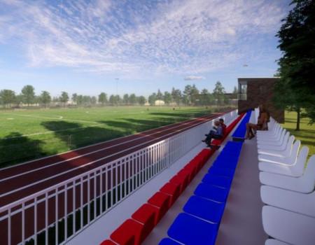 В поселке под Анапой появится современный стадион